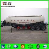 60cbm Aanhangwagen van de Tank van het Poeder van het Cement van 3 As de Droge Bulk