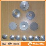 Flacher oder gewölbter/konkaver Aluminiumkreis