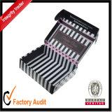 Kundenspezifischer Qualitäts-Papier-Geschenk-Großhandelskasten, Schaukarton, Karton-Kasten, gewellter verpackenkasten (LP031)