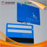 Cartão plástico personalizado cartão da qualidade superior Cr80 VIP RFID de preço de fábrica