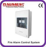 4ゾーン、アドレス指定不可能な火災報知器の制御システム(4000-02)