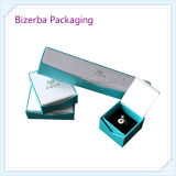 Promoção Hot Custom Colorido Impressão de prata jóias de papelão da embalagem de papel de embalagem Caixa de oferta