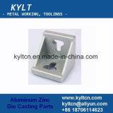 L'iniezione lega di Zamak/dello zinco/la parentesi graffa d'angolo della pressofusione, la parentesi d'angolo, il collegamento degli angoli