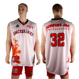 Reversible Healong Polyester Fabric Wholesales Basketball Uniforms