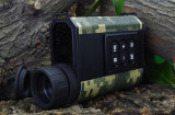 6X32mmのライフルのスコープレーザー500mの距離計の夜間視界をハンチングを起している戦術的な軍隊