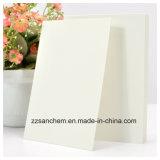 Papel de placa branco de Bristol/papel branco do cartão do cartão