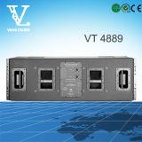 """Vt4889 두 배 15 """" 3방향 큰 크기 선 배열 오디오 시스템"""