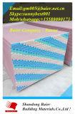 raad van het Gips van 12mm de Roze Vuurvaste/Brand Geschatte Drywall van het Gips