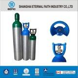 Cilindro de gás de alumínio portátil pequeno