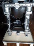 Dosage mécanique en acier inoxydable pour le solvant de pompe à diaphragme pneumatique