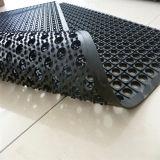 Couvre-tapis en caoutchouc de résistance de pétrole/couvre-tapis en caoutchouc antistatique de couvre-tapis/en caoutchouc de salle de bains