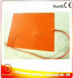 Vaporizador de silicona flexible Calentador de silicona de elemento de calentamiento