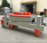 Machine d'emballage de briquettes de contraction infrarouge grand Service