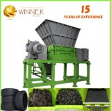 A fábrica de Wuxi dirigiu o Shredder dobro cromado de moedura do eixo para a venda