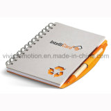 Impression Custom Spiral Binding Notebook pour cadeau promotionnel (SNB101A)