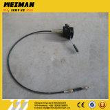 La boîte de vitesse de Sdlg LG936 LG938 partie le mécanisme 4110000659 de contrôle de vitesse de l'arbre LG06-Bscz-936 4190000871/de câble de boîte de vitesses