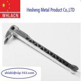La main de moulage de précision de précision d'acier inoxydable usine le matériel