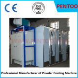 High Capacity를 가진 수동 Electrostatic Powder Coating Spray Booth
