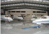 Heiße galvanisierte Bogen-Dach-vorfabrizierte Stahlkonstruktion-Flugzeuge Hangar1809