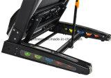 Inclinación automática con pesas de gimnasia cinta de correr profesional para gimnasios