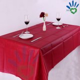 Festival 50g de jetables vérifier Tablecloth Tablecover solide