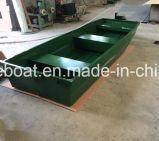 El trabajo de aleación de barco para agua salada
