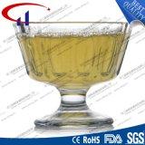 120ml vender pedra quente Copo de vidro para gelados (CHM8391)