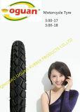 Neumático de la motocicleta de Filipinas de la marca de fábrica de China