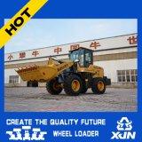 Nuevo mini cargador de la rueda del cargador Zl30 del alimentador de granja del diseño 1.8t con Ce