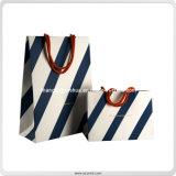 Poignée de ruban de grande taille papier robuste un sac de shopping