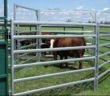 Australia Heavy Duty portátil 1800x2100mm corral Ganado Panel/Panel de establo de caballos