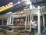 Usina automática do tijolo da argila do projeto Turnkey com estufa de túnel
