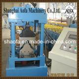 Casquillo de acero de Ridge del color automático completo que hace el rodillo que forma la máquina