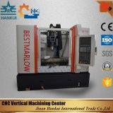 Центр китайское миниое Vmc CNC Vmc550L подвергая механической обработке