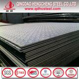 Stahlplatte des Quadrat-A36/Checkered Platte/warm gewalzte Chequered Platte