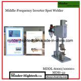 Soldador Micro Spot Microfone Mddl-10000c / T & Mdhp-32 com design Jig