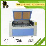 Машинное оборудование лазера вырезывания гравировки неметалла высокоскоростного СО2 Stepper мотора стеклянное для сбывания