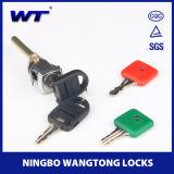 avec Master Key Function Metal Lock