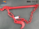 Modifier la couleur peinte fouettant le levier de tension à chaînes fouettant le levier
