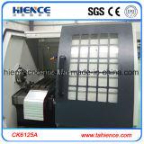최신 판매 소형 CNC 선반 기계 수평한 CNC 금속 선반 프레임 가격 Ck6125A