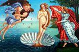La pared del arte hecho a mano cuadro desnudo Mujeres Pintura