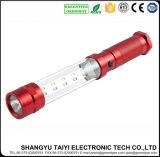 60-130lm 최고 밝은 CREE+Samsung LED 옥외 비상사태 재충전용 플래쉬 등