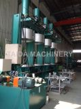 Reifen-Gummireifen-Gefäß-vulkanisierenpresse, die Maschinen-Fabrik bildet