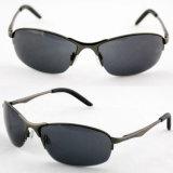 Men (14247)のための方法Metal Retro Oversized Polarized Sunglasses