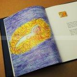 Impresión del libro de la impresión del libro infantil del Hardcover