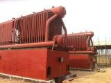 a caldeira horizontal do Stoker de grelha 3t-10t Chain datilografa a caldeira de carvão