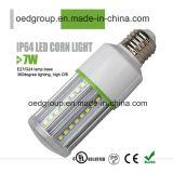 Alto CRI 360 luz del maíz de la iluminación 7W LED del grado con la aprobación del cUL PSE de la UL de RoHS del Ce E27/G24