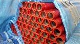 UL 증명서를 가진 ASTM A135 빨간 그려진 강관