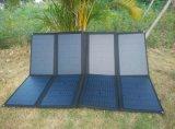 bolso plegable grande del cargador de la potencia del panel solar del plegamiento del dispositivo móvil de la potencia 160W