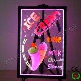 Placa de caligrafia fluorescente de LED (ZYTX)